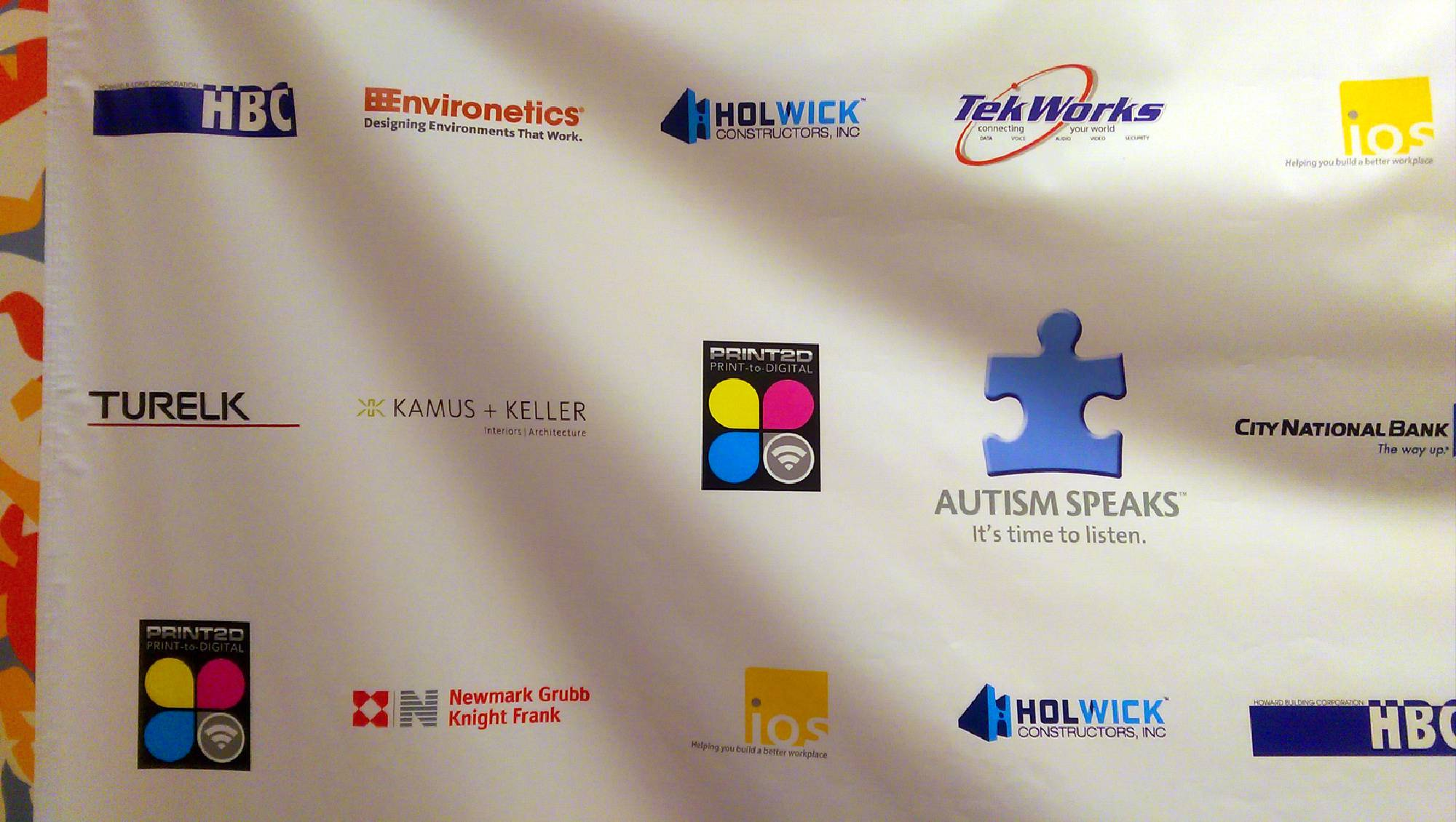 Celebrity Poker Tournament Sponsors